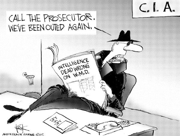 Chip Bok  Chip Bok's Editorial Cartoons 2005-04-04 responsibility