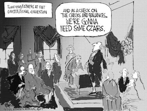 Cartoonist Chip Bok  Chip Bok's Editorial Cartoons 2004-08-12 limit
