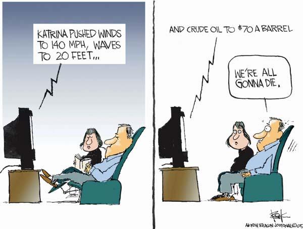 Chip Bok  Chip Bok's Editorial Cartoons 2005-08-30 wind