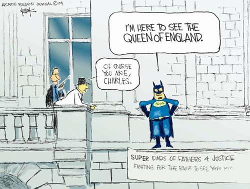 Chip Bok  Chip Bok's Editorial Cartoons 2004-09-15 royal