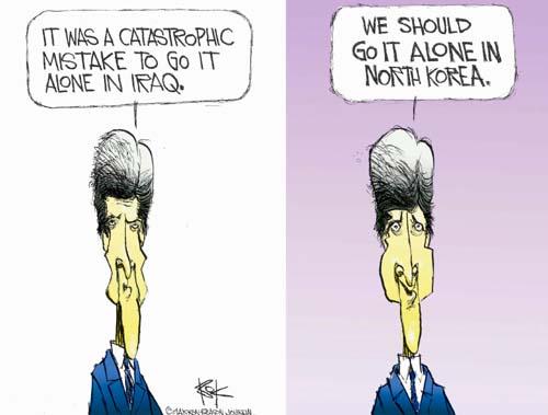 Chip Bok  Chip Bok's Editorial Cartoons 2004-10-05 2004