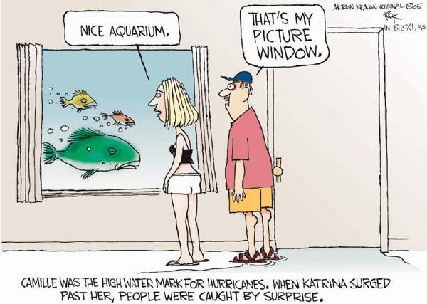 Cartoonist Chip Bok  Chip Bok's Editorial Cartoons 2005-09-18 past
