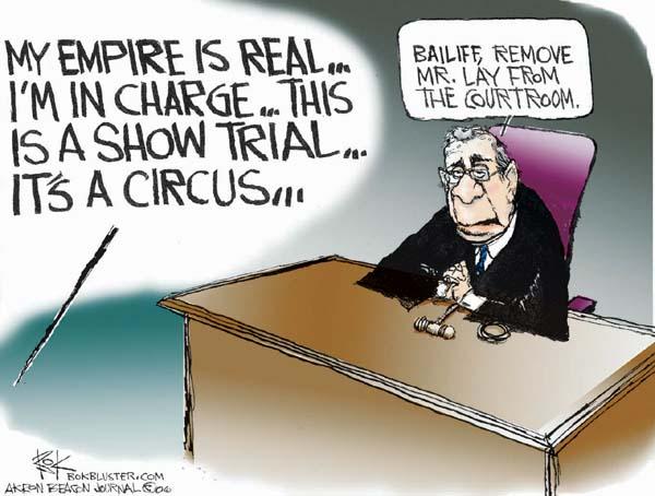 Chip Bok  Chip Bok's Editorial Cartoons 2006-01-31 circus