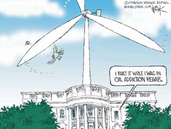 Cartoonist Chip Bok  Chip Bok's Editorial Cartoons 2006-02-02 energy policy