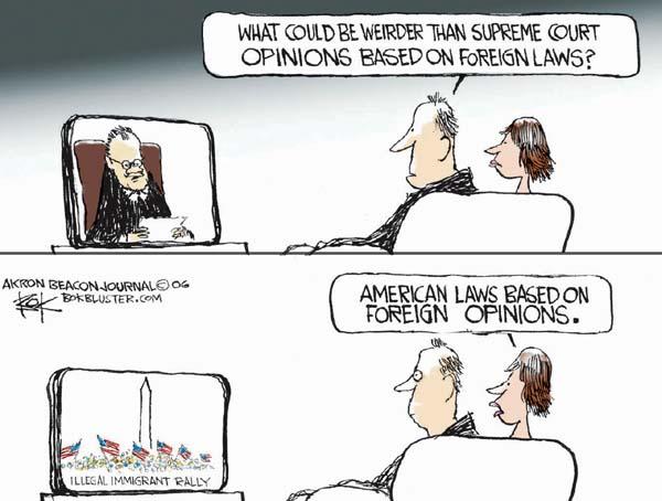 Chip Bok  Chip Bok's Editorial Cartoons 2006-04-12 American