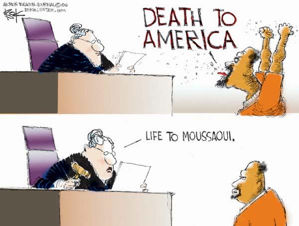 Cartoonist Chip Bok  Chip Bok's Editorial Cartoons 2006-05-05 attack