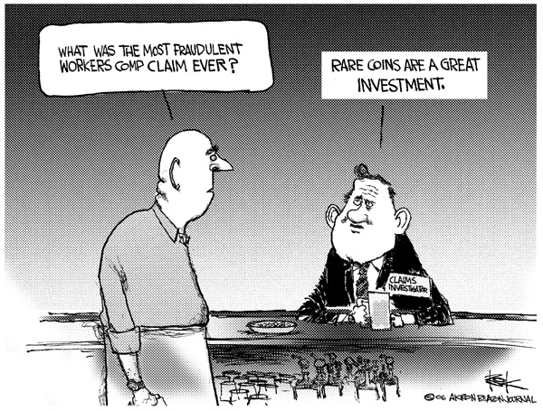 Chip Bok  Chip Bok's Editorial Cartoons 2006-11-21 investment