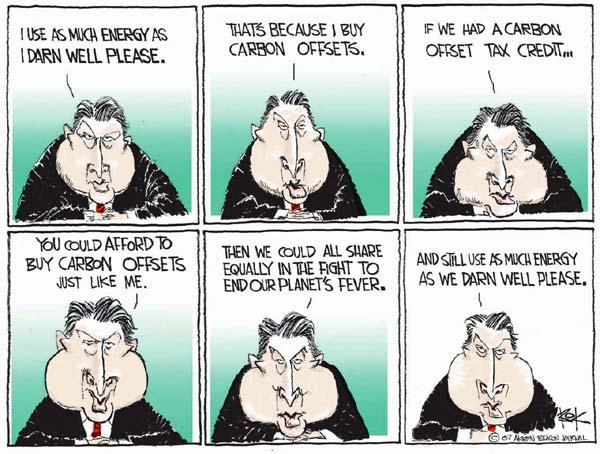 Cartoonist Chip Bok  Chip Bok's Editorial Cartoons 2007-03-26 former president