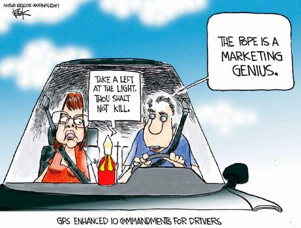 Cartoonist Chip Bok  Chip Bok's Editorial Cartoons 2007-06-27 ten