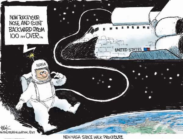 Chip Bok  Chip Bok's Editorial Cartoons 2007-07-30 number