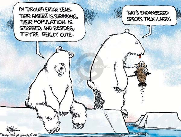 Cartoonist Chip Bok  Chip Bok's Editorial Cartoons 2008-05-13 global warming