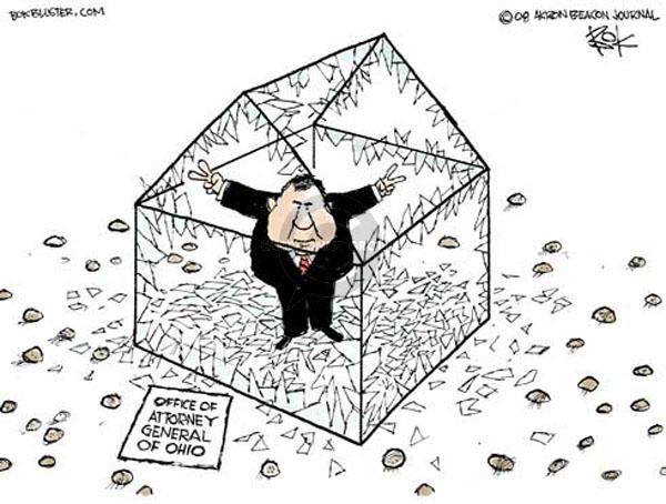 Chip Bok  Chip Bok's Editorial Cartoons 2008-05-15 general
