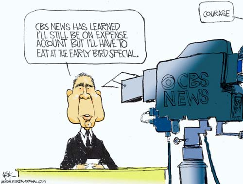 Cartoonist Chip Bok  Chip Bok's Editorial Cartoons 2004-11-30 camera