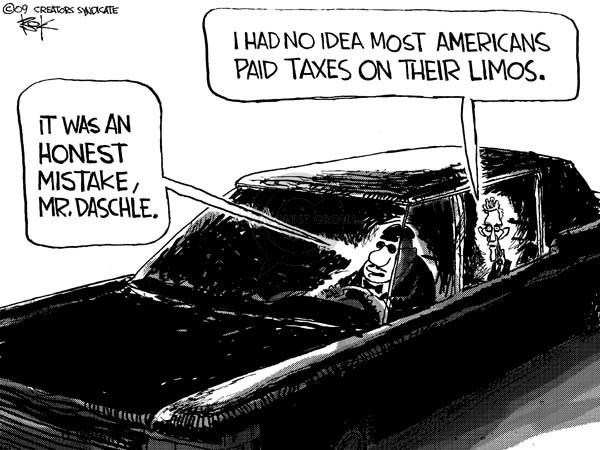 Chip Bok  Chip Bok's Editorial Cartoons 2009-02-04 American
