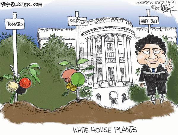 Cartoonist Chip Bok  Chip Bok's Editorial Cartoons 2009-07-06 bias