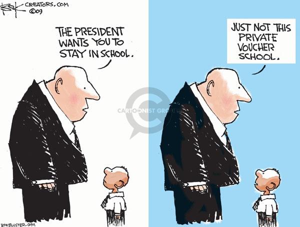Chip Bok  Chip Bok's Editorial Cartoons 2009-09-10 responsibility
