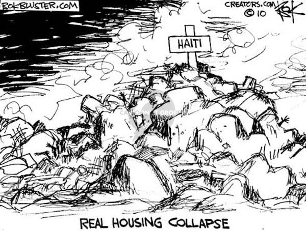 Cartoonist Chip Bok  Chip Bok's Editorial Cartoons 2010-01-19 real