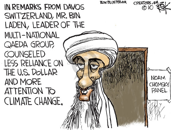 Chip Bok  Chip Bok's Editorial Cartoons 2010-01-29 Al Qaeda