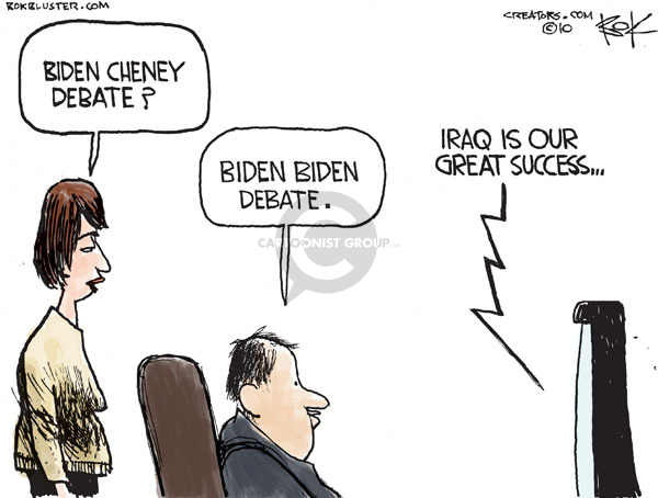 Chip Bok  Chip Bok's Editorial Cartoons 2010-02-15 Joe Biden