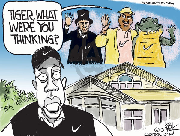 Chip Bok  Chip Bok's Editorial Cartoons 2010-04-14 Abraham Lincoln