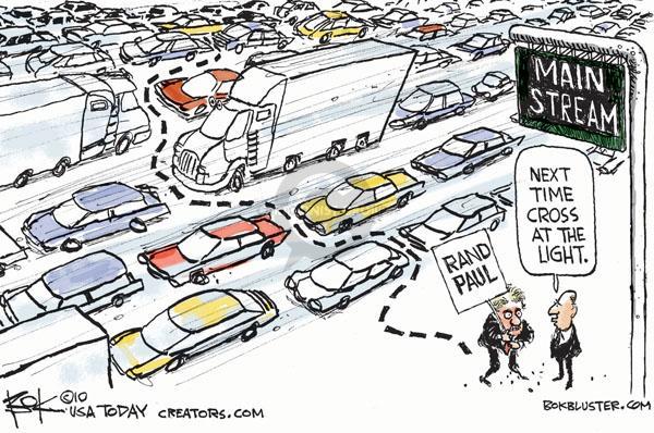 Cartoonist Chip Bok  Chip Bok's Editorial Cartoons 2010-05-24 2010 election