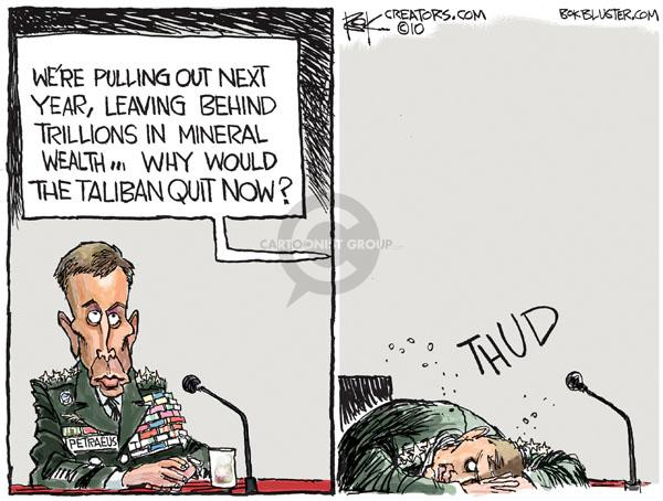 Cartoonist Chip Bok  Chip Bok's Editorial Cartoons 2010-06-17 congressional