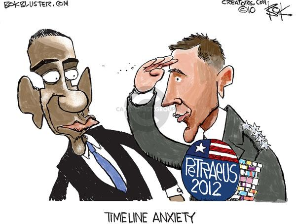 Cartoonist Chip Bok  Chip Bok's Editorial Cartoons 2010-06-30 anxiety