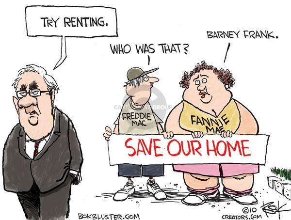 Cartoonist Chip Bok  Chip Bok's Editorial Cartoons 2010-08-30 real