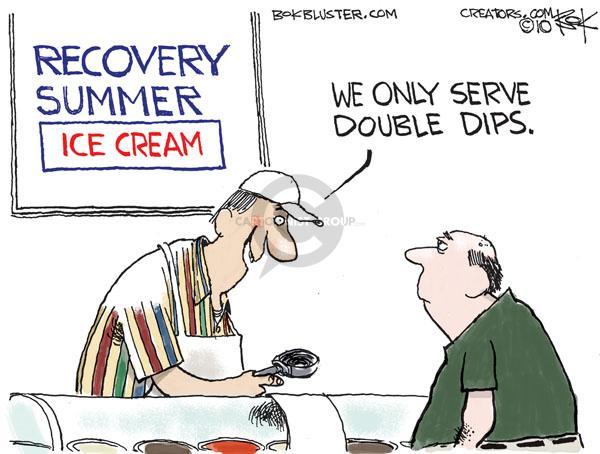 Cartoonist Chip Bok  Chip Bok's Editorial Cartoons 2010-08-31 chip