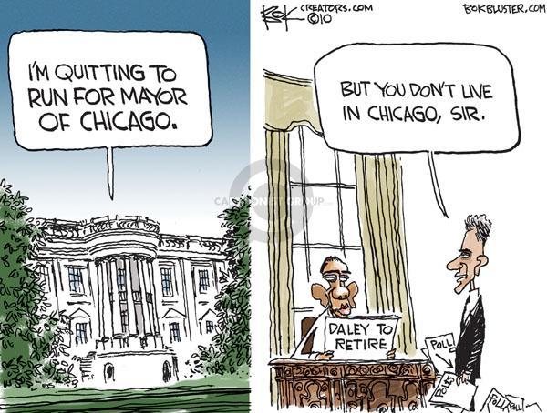 Cartoonist Chip Bok  Chip Bok's Editorial Cartoons 2010-09-09 politics
