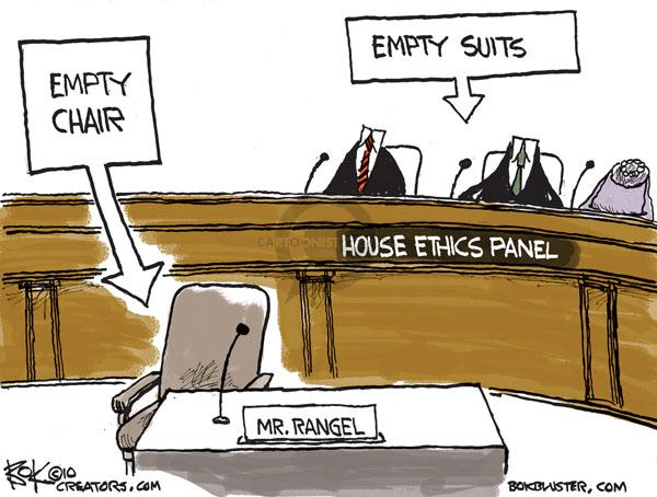 Chip Bok  Chip Bok's Editorial Cartoons 2010-11-17 congressional committee
