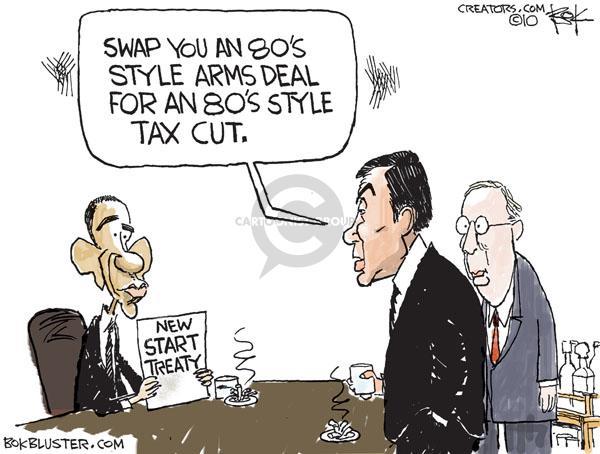 Cartoonist Chip Bok  Chip Bok's Editorial Cartoons 2010-12-01 Russian President