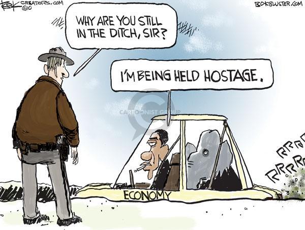 Cartoonist Chip Bok  Chip Bok's Editorial Cartoons 2010-12-08 highway