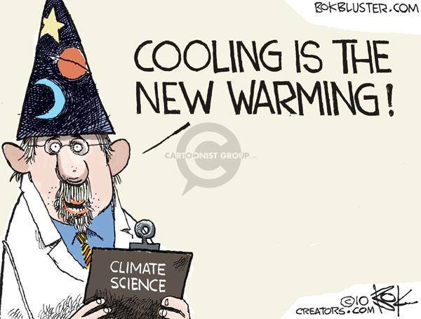 Cartoonist Chip Bok  Chip Bok's Editorial Cartoons 2011-01-04 global warming