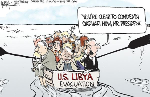 Cartoonist Chip Bok  Chip Bok's Editorial Cartoons 2011-02-28 diplomatic