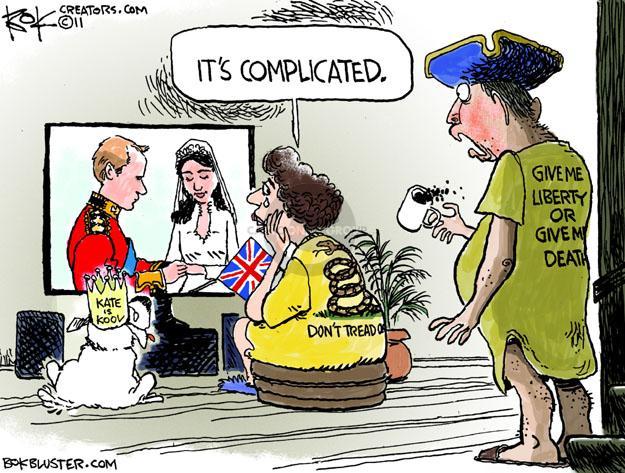 Chip Bok  Chip Bok's Editorial Cartoons 2011-04-29 American History