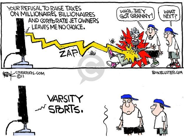 Cartoonist Chip Bok  Chip Bok's Editorial Cartoons 2011-07-13 limit