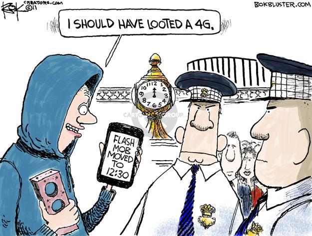 Cartoonist Chip Bok  Chip Bok's Editorial Cartoons 2011-08-12 media