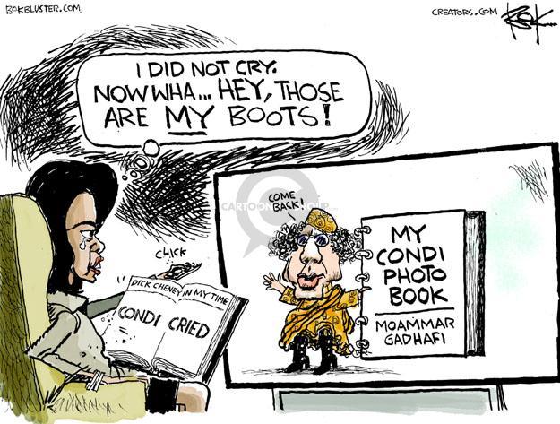 Cartoonist Chip Bok  Chip Bok's Editorial Cartoons 2011-09-03 former president