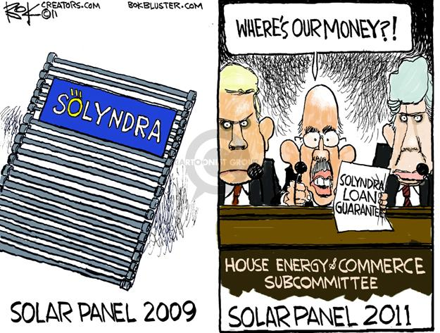 Cartoonist Chip Bok  Chip Bok's Editorial Cartoons 2011-09-16 energy source