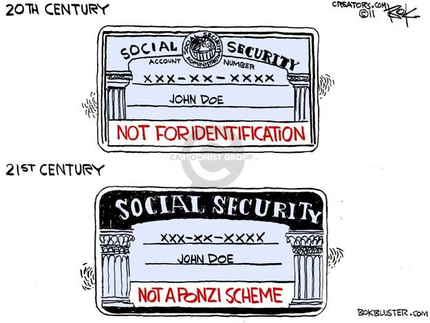 Cartoonist Chip Bok  Chip Bok's Editorial Cartoons 2011-09-22 retirement