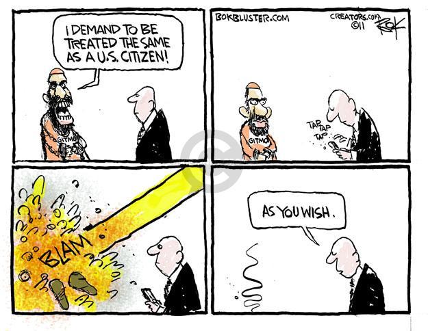 Cartoonist Chip Bok  Chip Bok's Editorial Cartoons 2011-09-30 prison