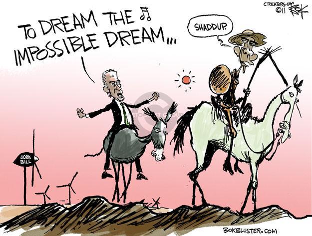 Chip Bok  Chip Bok's Editorial Cartoons 2011-10-12 Joe Biden