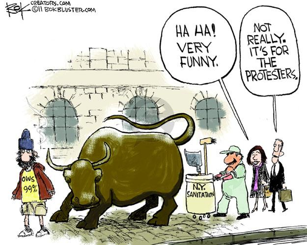 Chip Bok  Chip Bok's Editorial Cartoons 2011-11-17 wealthy
