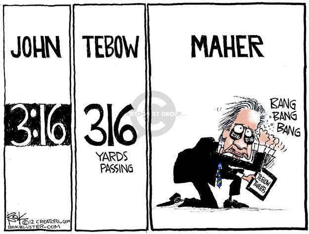 Cartoonist Chip Bok  Chip Bok's Editorial Cartoons 2012-01-09 number