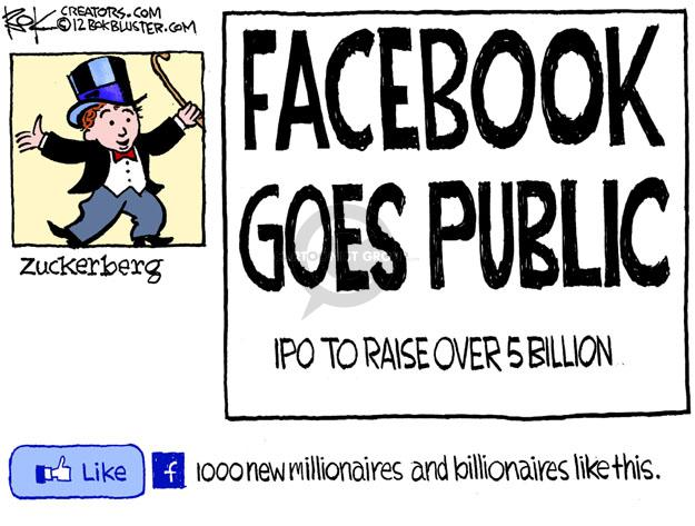 Chip Bok  Chip Bok's Editorial Cartoons 2012-02-02 billionaire