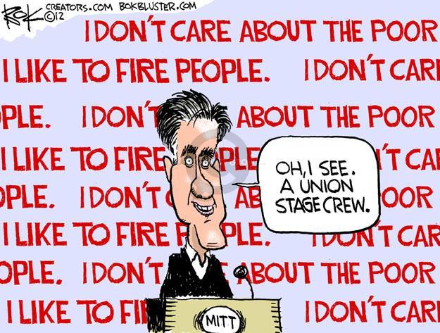 Cartoonist Chip Bok  Chip Bok's Editorial Cartoons 2012-02-08 candidate