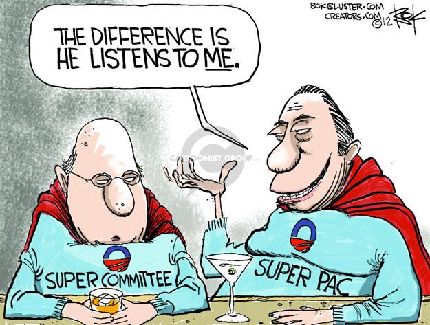 Cartoonist Chip Bok  Chip Bok's Editorial Cartoons 2012-02-09 congressional committee