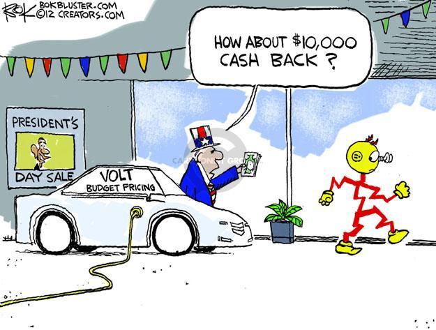 Cartoonist Chip Bok  Chip Bok's Editorial Cartoons 2012-02-17 ten