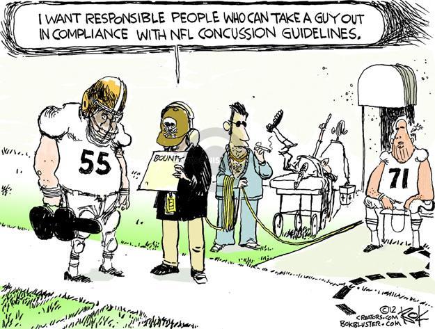 Chip Bok  Chip Bok's Editorial Cartoons 2012-03-14 responsible